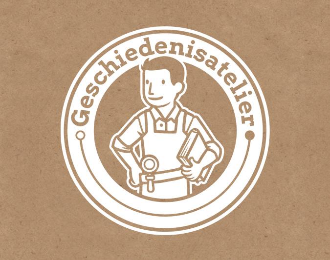 Logo geschiedenisatelier